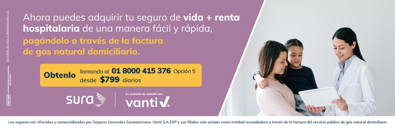 Grupo Vanti Vida + Renta Hospitalaria